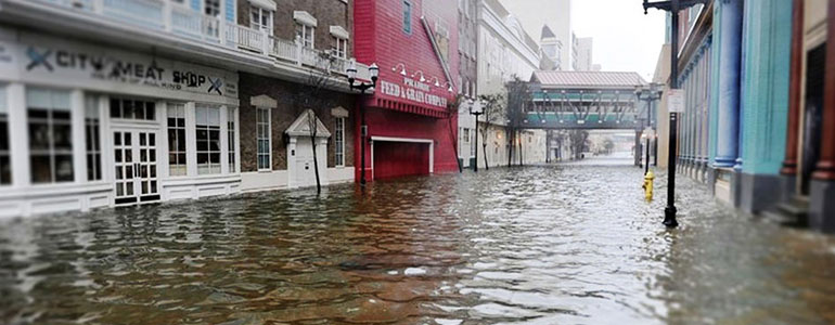 California Commercial Flood insurance coverage