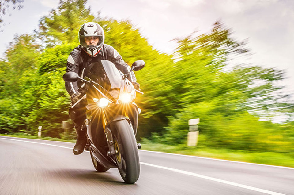 California Motorcycle insurance coverage